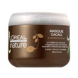 L'Oreal masque de cacao à l'extrait de cacao