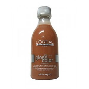 L'Oreal shampooing gloss color Beige