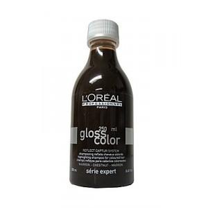 L'Oreal shampooing gloss color Marron