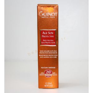 Guinot  Age Sun Protective - Soin Solaire Anti-age