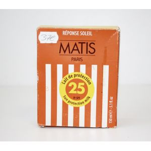 Matis- Lait de Protection IP 25