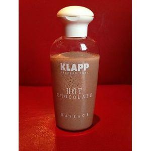 KLAPP HOT CHOCOLATE Massage