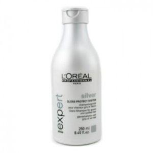 L'Oreal silver shampooing pour cheveux gris et blanc