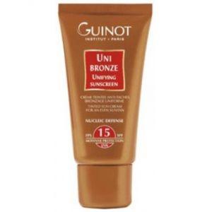 Guinot Uni bronze bronzage uniforme