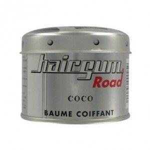 Hairgum Road Baume coiffant coco
